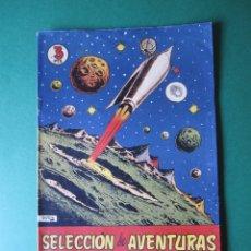 Tebeos: SELECCIÓN DE AVENTURAS/ FICCIÓN (1955, TORAY) EXTRA 1 · XII-1955 · ALMANAQUE 1956. Lote 172401393