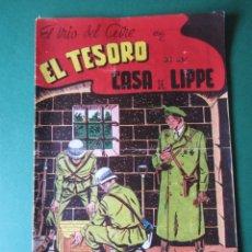 Tebeos: TRIO DEL AIRE, EL (1954, TORAY) 7 · 1954 · EL TESORO DE LA CASA DE LIPPE. Lote 172422788