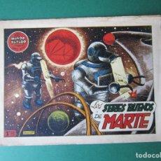 Tebeos: MUNDO FUTURO, EL (1955, TORAY) 1 · 1955 · LOS SERES BUENOS DE MARTE. Lote 172579328