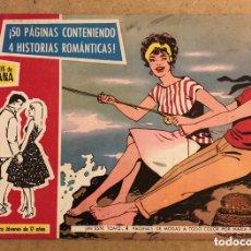 Tebeos: SELECCIÓN DE SUSANA (4 HISTORIAS ROMÁNTICAS). EDICIONES TORAY 1959.. Lote 172586885