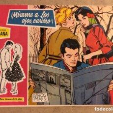 Tebeos: COLECCIÓN SUSANA N° 39 ¡MÍRAME A LOS OJOS, CARIÑO! (EDICIONES TORAY 1959).. Lote 172661597
