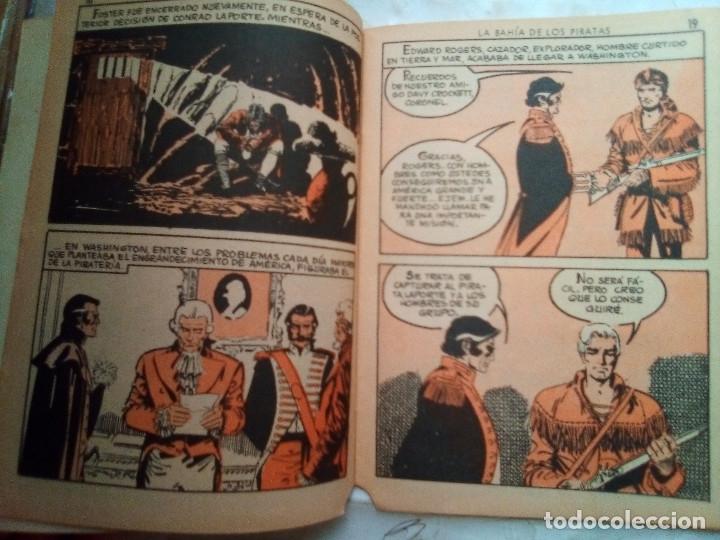 Tebeos: SIOUX- Nº 61 - LA BAHÍA DE LOS PIRATAS-1966-GRAN JOSÉ DUARTE-BUENO-MUY DIFÍCIL-LEAN-1687 - Foto 4 - 172677877