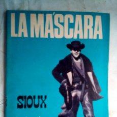 Livros de Banda Desenhada: SIOUX- Nº 83 - LA MÁSCARA -1967-GRAN JOSÉ DUARTE-CASI FLAMANTE-MUY DIFÍCIL-LEAN-1689. Lote 172682003