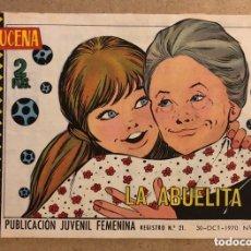 Tebeos: AZUCENA N° 1180 LA ABUELITA (EDICIONES TORAY 1970).. Lote 172728763