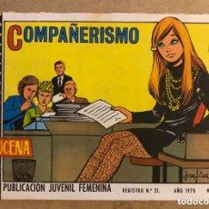 Tebeos: AZUCENA N° 1164 COMPAÑERISMO (EDICIONES TORAY 1970).. Lote 172728978