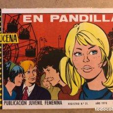 Tebeos: AZUCENA N° 1162 EN PANDILLA (EDICIONES TORAY 1970).. Lote 172729048