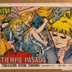 Tebeos: AZUCENA N° 1139 TIEMPO PASADO (EDICIONES TORAY 1970).. Lote 172729543