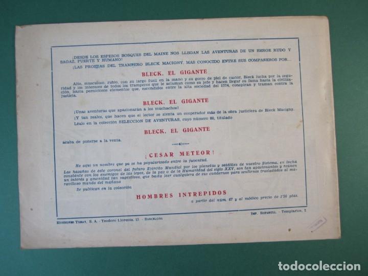 Tebeos: MUNDO FUTURO, EL (1955, TORAY) 24 · 1955 · UNA JOVEN AUDAZ - Foto 2 - 172770614