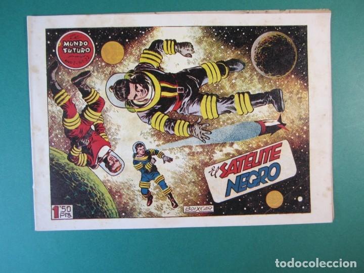 MUNDO FUTURO, EL (1955, TORAY) 32 · 1955 · EL TESORO LEJANO (Tebeos y Comics - Toray - Mundo Futuro)