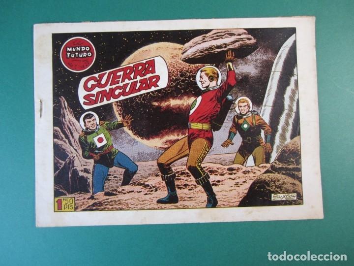 MUNDO FUTURO, EL (1955, TORAY) 29 · 1955 · GUERRA SINGULAR (Tebeos y Comics - Toray - Mundo Futuro)