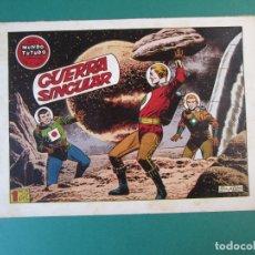 Tebeos: MUNDO FUTURO, EL (1955, TORAY) 29 · 1955 · GUERRA SINGULAR. Lote 172771978