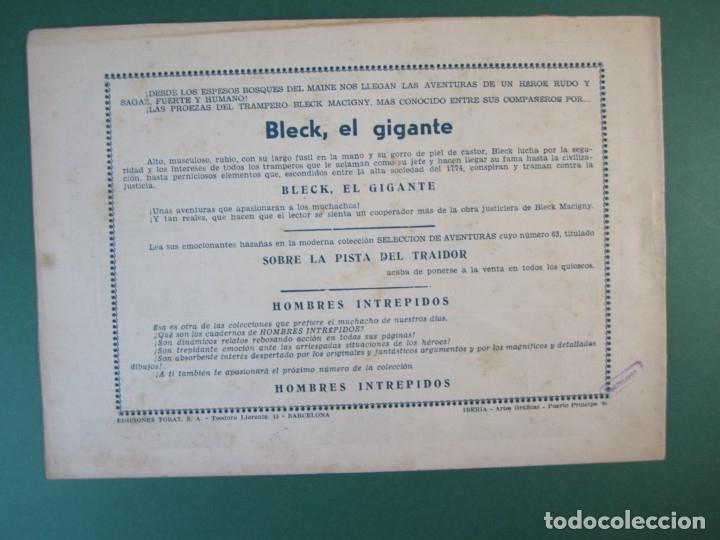 Tebeos: MUNDO FUTURO, EL (1955, TORAY) 29 · 1955 · GUERRA SINGULAR - Foto 2 - 172771978