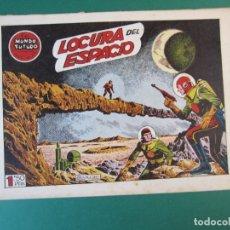 Tebeos: MUNDO FUTURO, EL (1955, TORAY) 25 · 1955 · LOCURA DEL ESPACIO. Lote 172772472