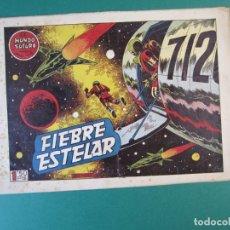 Tebeos: MUNDO FUTURO, EL (1955, TORAY) 19 · 1955 · FIEBRE ESTELAR. Lote 172774137