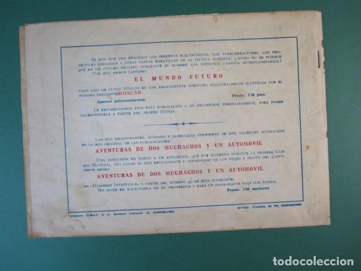 Tebeos: MUNDO FUTURO, EL (1955, TORAY) 19 · 1955 · FIEBRE ESTELAR - Foto 2 - 172774137