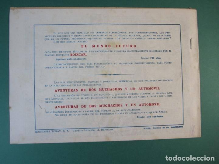 Tebeos: MUNDO FUTURO, EL (1955, TORAY) 17 · 1955 · HAMBRE - Foto 2 - 172774675