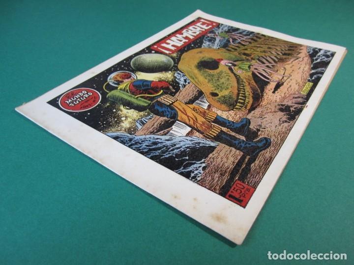 Tebeos: MUNDO FUTURO, EL (1955, TORAY) 17 · 1955 · HAMBRE - Foto 3 - 172774675