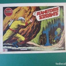 Tebeos: MUNDO FUTURO, EL (1955, TORAY) 16 · 1955 · EL PLANETOIDE ERRANTE. Lote 172775213