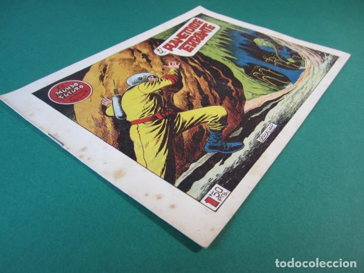 Tebeos: MUNDO FUTURO, EL (1955, TORAY) 16 · 1955 · EL PLANETOIDE ERRANTE - Foto 3 - 172775213