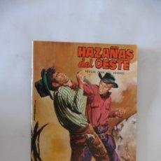 Tebeos: HAZAÑAS DEL OESTE Nº 76 TORAY ORIGINAL . Lote 172775363