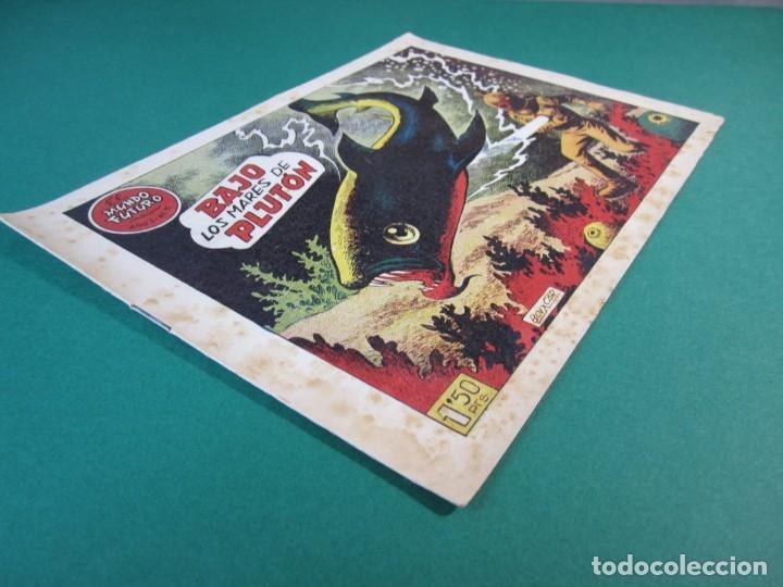 Tebeos: MUNDO FUTURO, EL (1955, TORAY) 15 · 1955 · BAJO LOS MARES DE PLUTON - Foto 3 - 172775425