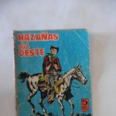 Tebeos: HAZAÑAS DEL OESTE Nº 91 TORAY ORIGINAL. Lote 172775455