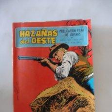 Tebeos: HAZAÑAS DEL OESTE Nº 145 TORAY ORIGINAL. Lote 172776428
