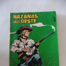 Tebeos: HAZAÑAS DEL OESTE Nº 136 TORAY ORIGINAL. Lote 172776644