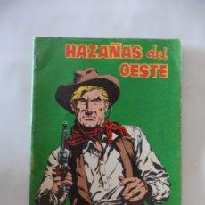 Tebeos: HAZAÑAS DEL OESTE Nº 132 TORAY ORIGINAL. Lote 172776694
