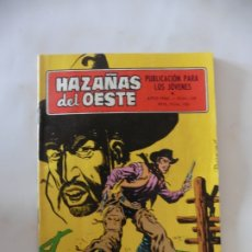 Tebeos: HAZAÑAS DEL OESTE Nº 159 TORAY ORIGINAL. Lote 172776878