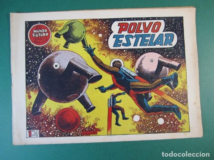 MUNDO FUTURO, EL (1955, TORAY) 13 · 1955 · POLVO ESTELAR (Tebeos y Comics - Toray - Mundo Futuro)