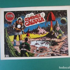 Tebeos: MUNDO FUTURO, EL (1955, TORAY) 10 · 1955 · EN LOS CONFINES DE LA GALAXIA. Lote 172785590