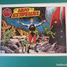 Tebeos: MUNDO FUTURO, EL (1955, TORAY) 9 · 1955 · EL HIJO DE LAS ESTRELL. Lote 172785908