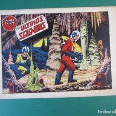 Tebeos: MUNDO FUTURO, EL (1955, TORAY) 8 · 1955 · LOS ULTIMOS SELENITAS. Lote 172786173