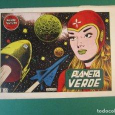 Tebeos: MUNDO FUTURO, EL (1955, TORAY) 5 · 1955 · EL PLANETA VERDE. Lote 172798604