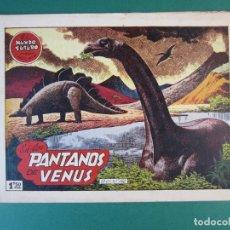 Tebeos: MUNDO FUTURO, EL (1955, TORAY) 3 · 1955 · EN LOS PANTANOS DE VENUS. Lote 172798727