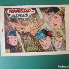 Giornalini: HAZAÑAS BELICAS (1950, TORAY) -2ª- 80 · 3-VII-1953 · TEMPESTAD DE ALMAS. Lote 172909707