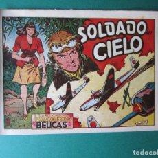 Giornalini: HAZAÑAS BELICAS (1950, TORAY) -2ª- 4 · 23-VI-1950 · SOLDADO DEL CIELO. Lote 173104294