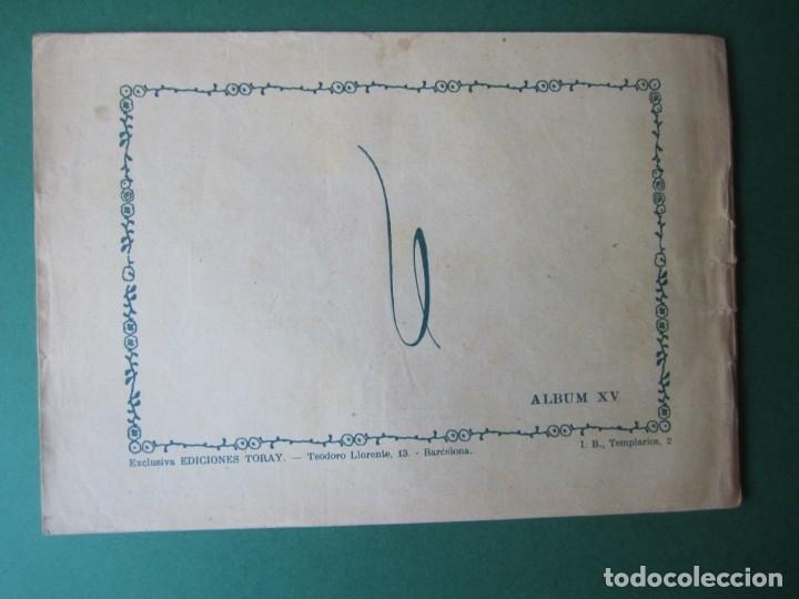 Tebeos: ZARPA DE LEON (1951, TORAY) 15 · 1951 · CERCO DE ACERO - Foto 2 - 173246977