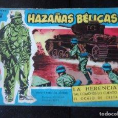 Tebeos: HAZAÑAS BÉLICAS SERIE AZUL Nº 184 EDICIONES TORAY . Lote 173311165