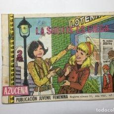 Tebeos: COMIC LA SUERTE ES CIEGA - AZUCENA Nº 1024. Lote 173418994