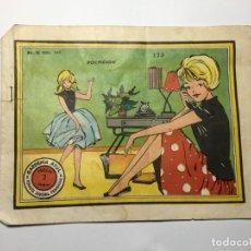 Tebeos: COMIC GARDENIA AZUL - VOCACION Nº 123 - 1959. Lote 173419110