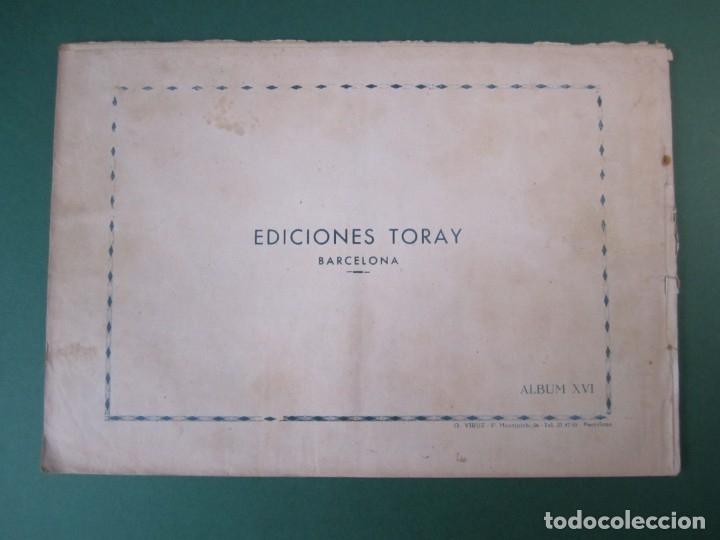 Tebeos: ZARPA DE LEON (1949, TORAY) 46 · 1950 · HORAS DE ANGUSTIA - Foto 2 - 173658730