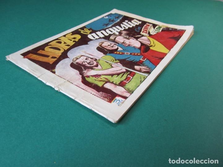Tebeos: ZARPA DE LEON (1949, TORAY) 46 · 1950 · HORAS DE ANGUSTIA - Foto 3 - 173658730