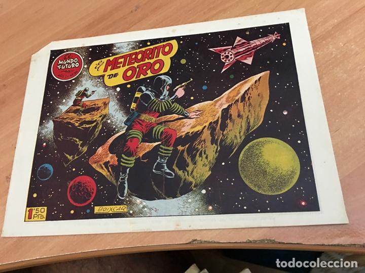MUNDO FUTURO Nº 20 (ORIGINAL TORAY) (COIB25) (Tebeos y Comics - Toray - Mundo Futuro)