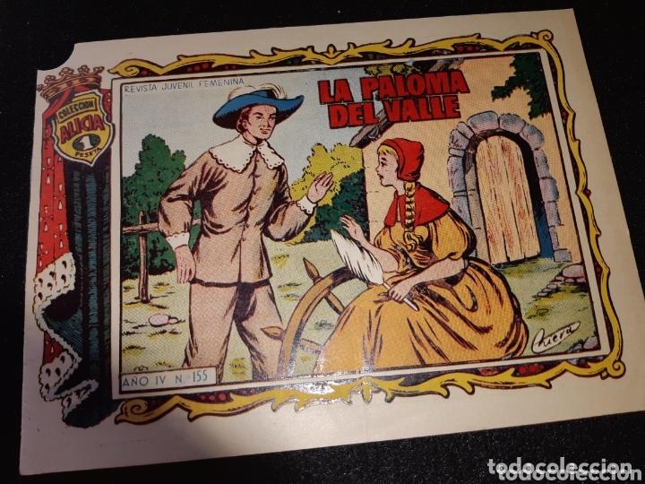 TEBEOS-CÓMICS CANDY- ALICIA 155 - TORAY - RARO - AA99 (Tebeos y Comics - Toray - Alicia)
