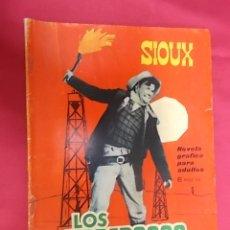 Livros de Banda Desenhada: SIOUX. Nº 43. LOS PODEROSOS. TORAY. Lote 173943730