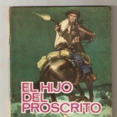 Livros de Banda Desenhada: SIOUX - Nº 120 - EL HIJO DEL PROSCRITO - EDICIONES TORAY - 1968 -. Lote 173966442