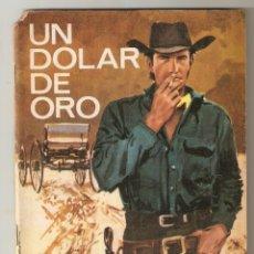 Tebeos: SIOUX - Nº 119 - UN DOLAR DE ORO - EDICIONES TORAY - 1968 -. Lote 173968840