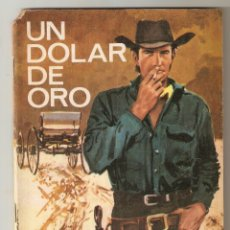 Livros de Banda Desenhada: SIOUX - Nº 119 - UN DOLAR DE ORO - EDICIONES TORAY - 1968 -. Lote 173968840
